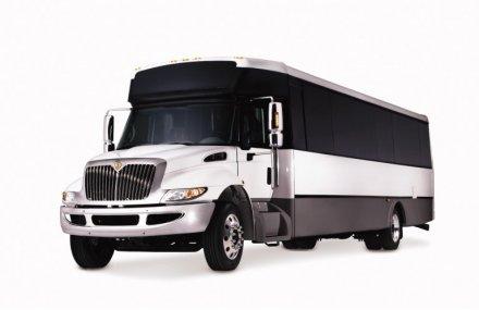 IC Luxury bus